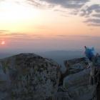 Закат солнца на Круглице