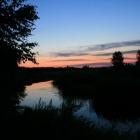 Закат над Карогайкой