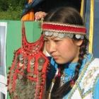 Башкирская красавица