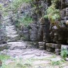Сухие водопады