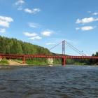 новый мост на Чусовой