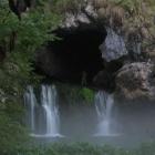Водопад Атыш во всей красе