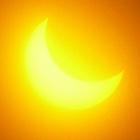 Сегодняшнее солнечное затмение