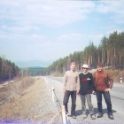 На дороге в Белорецк
