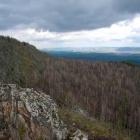 На горе Курташтау, 1019м
