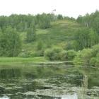 Первое водохранилище на реке Урал