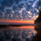 Рассвет на о.Тептярги