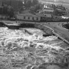 Наводнение 1964 года. Белорецк.
