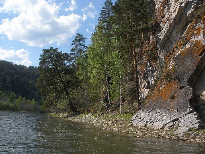 река большой инзер фото неё внешность